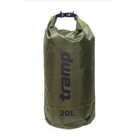 Гермомешок 20л. Tramp-olive