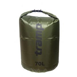 Гермомешок 70л. Tramp-olive