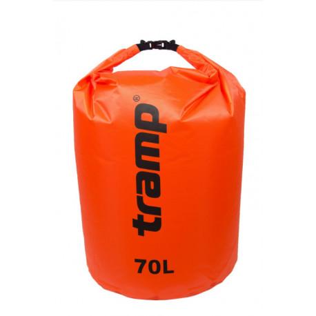 Гермомешок 70л. Tramp-orange