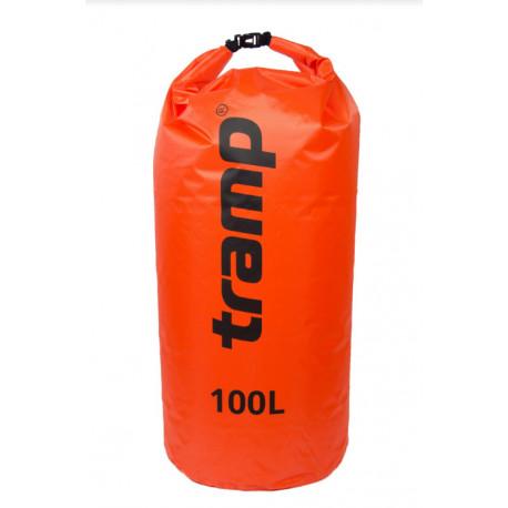 Гермомешок 100л. Tramp-orange