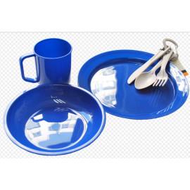 Набір посуду пластикового Tramp