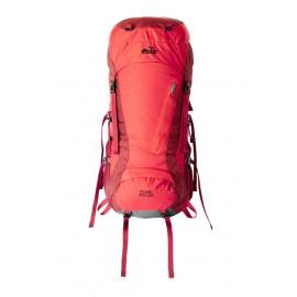 Туристичний рюкзак Floki 50 + 10 червоний