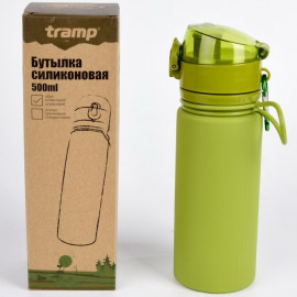 Пляшка Tramp силіконова 500мл.