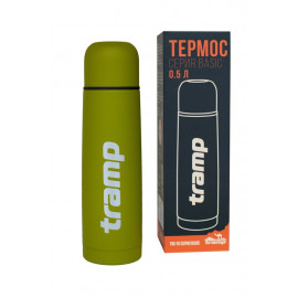 Термос Tramp Basic оливковий 1 л