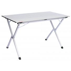 Складаний стіл з алюмінієвою стільницеюTramp Roll-120