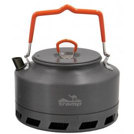 Чайник Tramp з анодованого алюмінія з теплообмінником 1,1 л