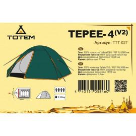 Намет Totem Tepee 4 (V2)
