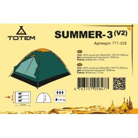 Намет Totem Summer 3