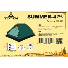 Намет Totem Summer 4